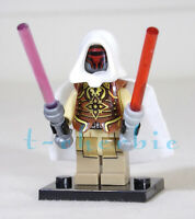 **NEW** Custom Printed Star Wars THE DISCIPLE KOTOR 2 Minifigure JEDI MICAL