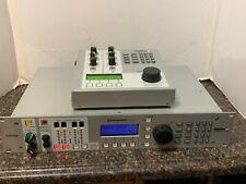 Tieline Commander G3 and Rack IP/POTS/ Broadcast Audio Codec, Mixer