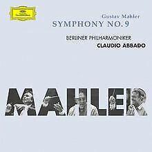 Sinfonie 9 von Abbado,Claudio, Bp   CD   Zustand sehr gut