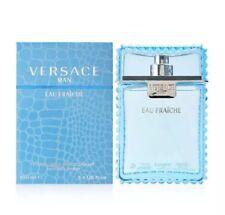 VERSACE MAN EAU FRAICHE 3.4 FL oz / 100 ML Deodorant Spray In Sealed Box