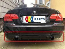 Bmw genuine neuf série 3 E92 E93 m sport performance diffuseur arrière twin exhaust
