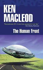 Ken Macleod - The Human Front; Eric Brown - A Writer's Life, Ken Macleod & Eric