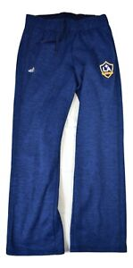 adidas MLS Womens Los Angeles Galaxy Climawarm Active Pants NWT S