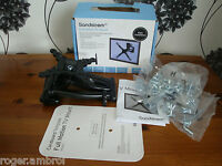 "SANDSTROM SFMS14 Full Motion TV Bracket 16 - 32"" to Vessa 200 x 200 FREE UK POST"
