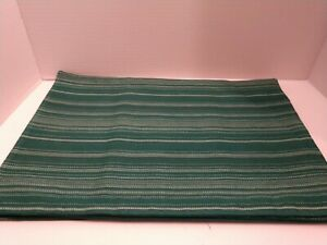 Fiesta Vintage Evergreen Stripe Placemats Set Of 4 Pre-owned