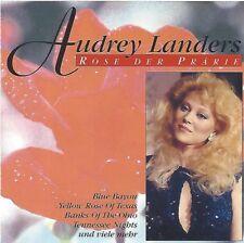 AUDREY LANDERS / ROSE DER PRÄRIE * NEW CD 1995 * NEU