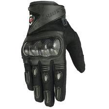 Motorrad MX Motocross Handschuhe Schwarz Größe XS - XXL