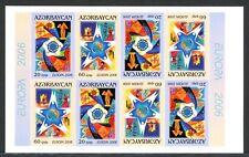 Aserbaidschan Markenheftchen MiNr. 638-39 D postfrisch MNH CEPT (A0422