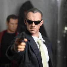 1/6 Scale onesixth Hugo Weaving head The Matrix Agent Smith