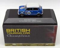 Atlas Editions 1/43 Scale Model Car 4 672 110 - Austin Mini Cooper S