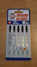 Faithfull Jigsaw Blades
