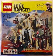 Retired LEGO Disney THE LONE RANGER SILVER MINE SHOOTOUT New Set Sealed In Box