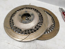 honda gl1200 goldwing 1200 front brake discs rotors aspencade 1986 87 interstate