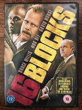 BRUCE WILLIS Bloques ~ 2006 Policía Corrupción/Acción policías SUSPENSE GB DVD