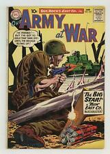 Our Army at War #102 VG/FN 5.0 1961