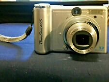 Canon PowerShot A95 5.0 MP Digital Camera - Silver with 512 MB Data Card