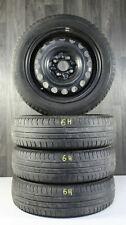 14 Inch Summer Tyre + Toyota Aygo 2005-2014 + Summer Wheels Steel Rim 155/65 R14