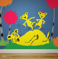 Children Wall Decals Wall Sticker   Dr Seuss Characters, Hop On Pop, Lorax Part 85