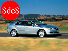 Mazda 6 (2002) - Manual de taller en CD