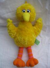 """Gund Plush Yellow & Orange Big Bird Sesame Street Character 2002 12.5"""" ~ Nice!"""