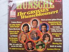 Wünsche - Ihr grosses Wunschkonzert LP  NEU