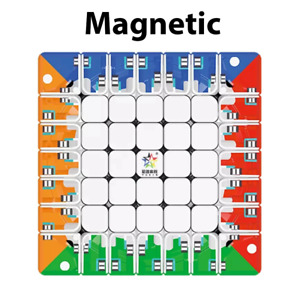 Yuxin Little Magic 7x7 67.5mm Magnetic Speed Cube Puzzle