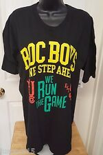 "Rocawear NWT Men's Multi Color ""Run The Game"" T-Shirt Size XL"