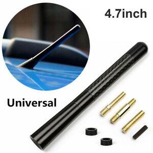 12cm Universal Car Auto Short FM Radio Areial Antenna Roof Mast Accessories