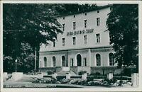 Ansichtskarte Eberswalde Reichs-Feuerwehr-Schule (Nr.9652)