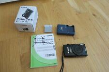 Canon PowerShot ELPH 330 HS / IXUS 255 HS 12.1MP Digital Camera Black