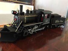 Piko Locomotives Mogul Steam and Tender w Smoke G Scale Model 38219 (Germany)
