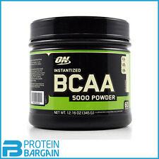 Optimum Nutrition BCAA 5000 Powder 345g - 60 Servings