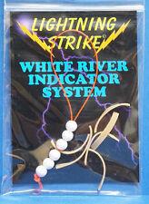 Indicator System Lightning Strike Wapsi USA Ø 6mm Anleitung 6 Stück WEISS