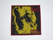 SADUS CHEMICAL EXPOSURE WOVEN PATCH