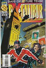 Excalibur Days of Future Tense #94 Feb 1996, Marvel Comic Book NM