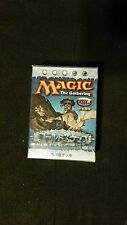 Magic: The Gathering MTG factory sealed Japanese Coldsnap Theme Deck Snowscape