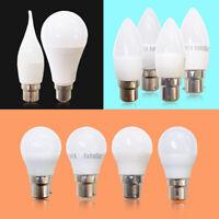 Extrastar 6 X B22 Light Bulbs White Warm Natural 6500/4200/3000K 4/5/8/10/12w