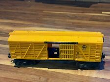 Lionel # 6656  , Stock Car ,  Post War , Without Box
