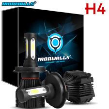 Cree H4 9003 1050W LED Headlight Conversion Kit 6500K 157500LM Bulb HI-LO Beam