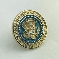 Seal Of The President of the United States Lapel Pin George Bush OFFICIAL POTUS