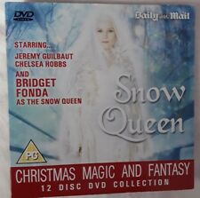 CHRISTMAS MAGIC AND FANTASY ~ THE SNOW QUEEN ~ MAIL PROMO DVD