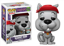 Scooby Dum POP #254  Funko Specialty Series Scooby Doo Animation New