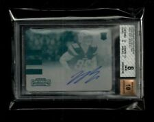 Joey Bosa 2016 Contenders PRINTING PLATE Auto Rookie #1/1! ON-CARD! Chargers SP!