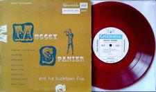 "MUGGSY, SPANIER & HIS BUCKTOWN FIVE - RIVERSIDE 1035 - 10"" LP - RED VINYL"
