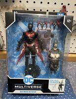 Batman Beyond - Joker BAF McFarlane DC Target Exclusive Action Figure In Hand