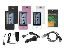 7 Item Accessory Bundle Combo Kit for Sony Bloggie Touch MHS-TS10 MHS-TS20