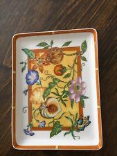 Hermes La Siesta Sushi Plate Porcelain