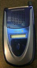 Sanyo SCP VI-2300 Blue Cellular Phone Fast Shipping (Tello) Excellent Used