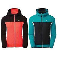 Womens Lightweight Softshell Jacket Hiking Sport Running Outdoor Hooded Duplicit
