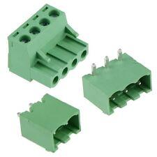 5.08mm Plug-In Pluggable Terminal Blocks & Closed Headers